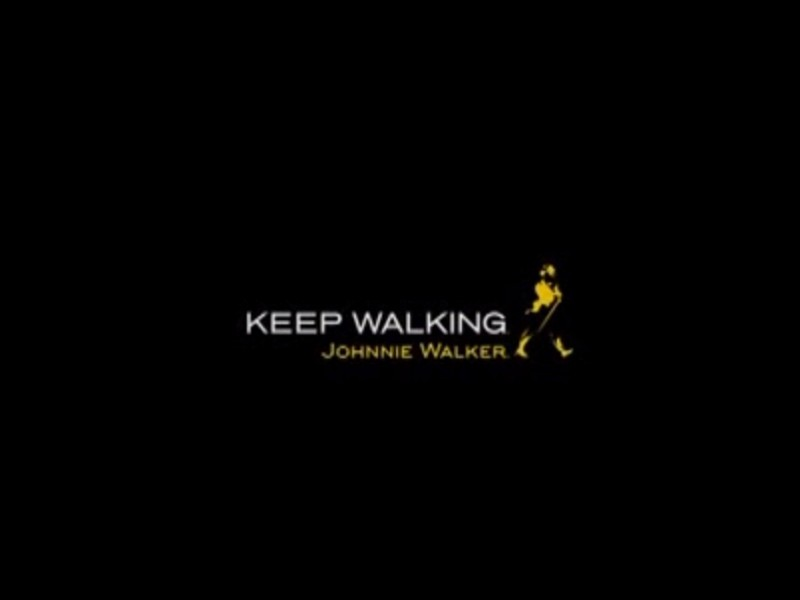 Johnie Walker Keep Walking